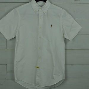 Ralph Lauren short sleeve casual shirt.